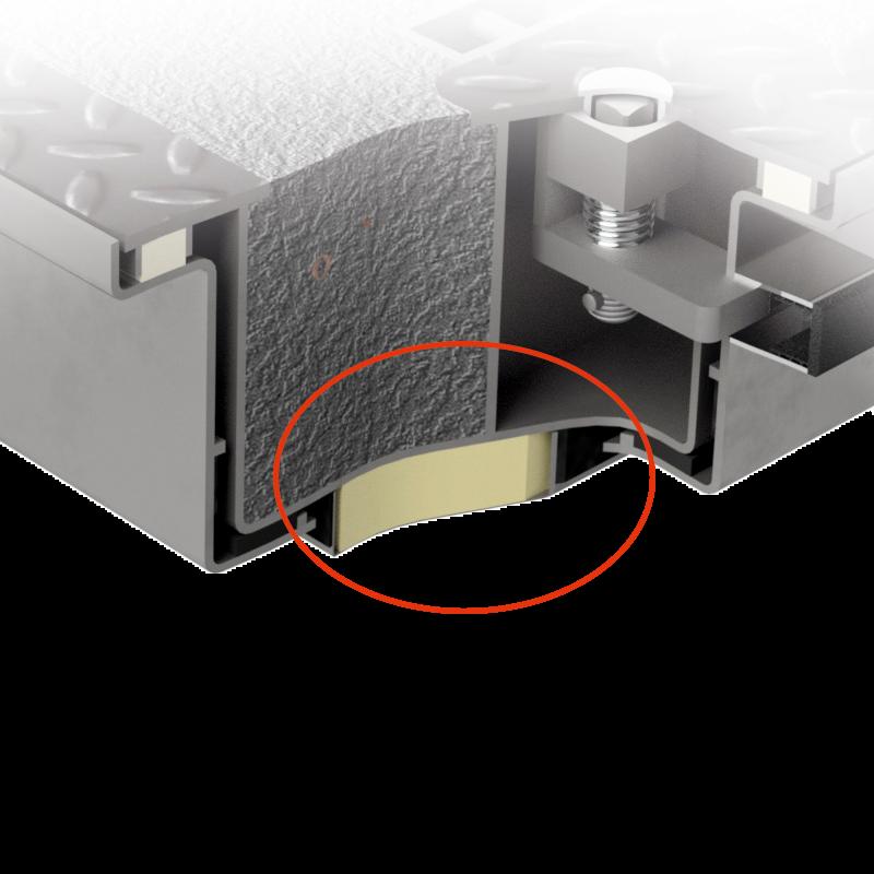 Brandschutzplatte & Vermikulargraphitstreifen