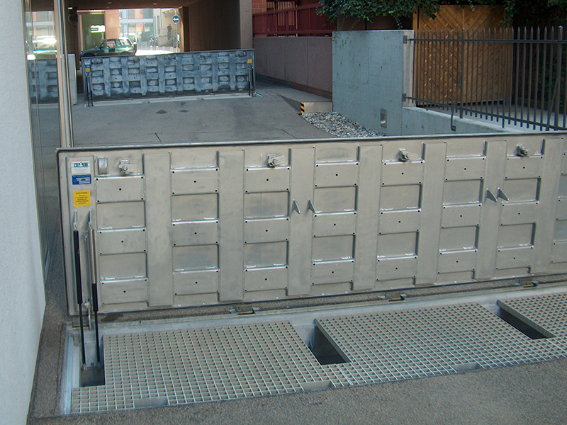 RWA mit Gasfederstäben (A15)