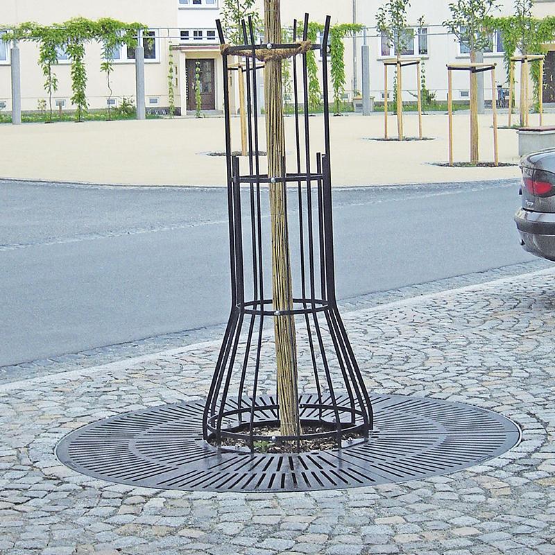 Tree guard grids